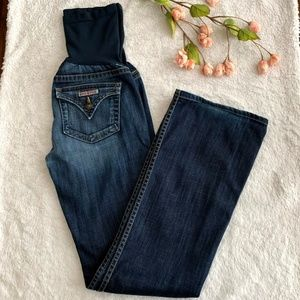A Pea in the Pod Hudson Maternity Jeans